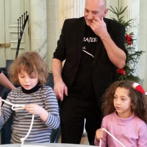 Atelier Magie avec Majerik Votre Magicien. Magie anniversaire enfant. Vesoul