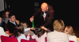 Majerik magicien en Alsace, Bourgogne et Franche-Comté