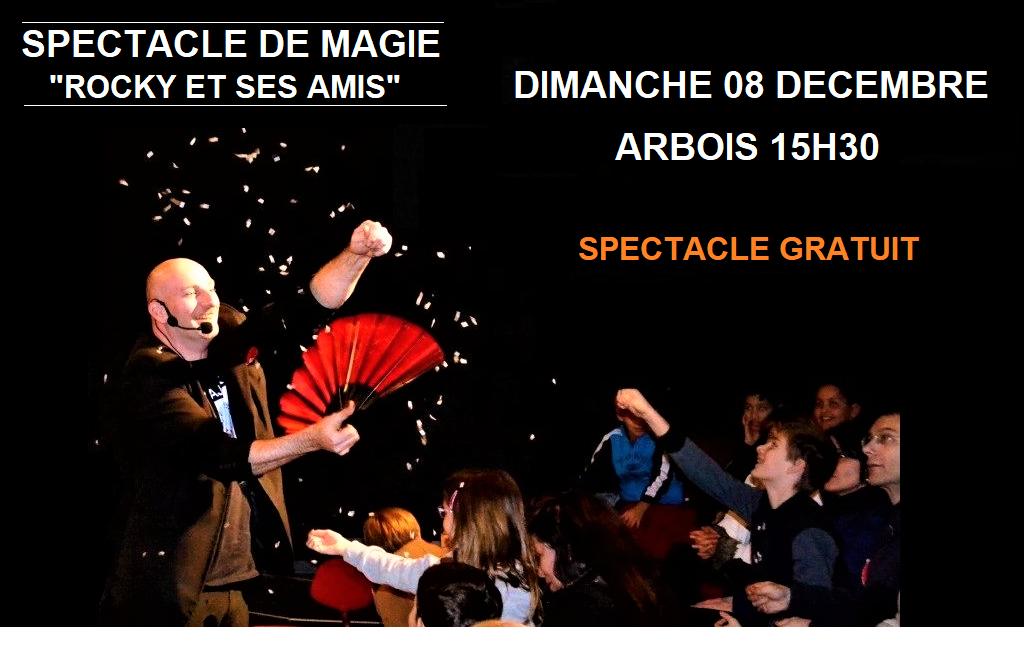 ANNONCE ANIMATION SPECTACLE DE MAGIE ENFANT / MAJERIK VOTRE MAGICIEN